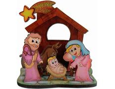 Bethlehem child detachable