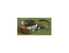 Chrism ring with engraved cover