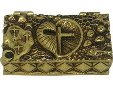Cash for keys for tabernacle | Sacred Heart