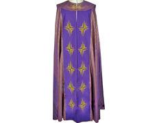 Cape purple with Crosses