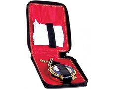 Portfolio of Sacraments with zipper closure