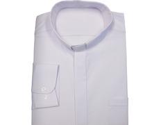 Shirt quality extra with neck strip, white