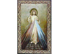 Tapestry of the Divine Mercy of Jesus