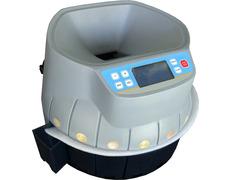 Accountant of coins digital output printer
