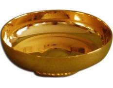 Chalice paten with base - 10 cm diameter
