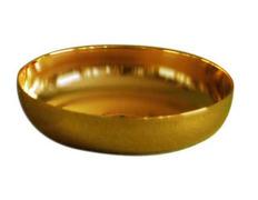 Ciborium paten-metal - 10 cm diameter