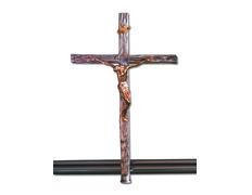 Cruz parish of cast iron with varal