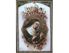 Tapestry of Saint Rita of Cascia