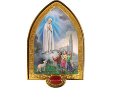 Box religious - secrets of the Virgin of Fatima