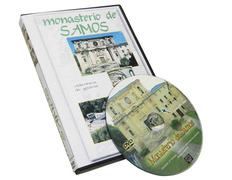 DVD of the Road - Monastery of San Julián de Samos