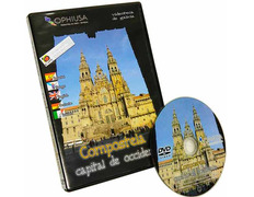 DVD of the Camino - Compostela, capital of the west