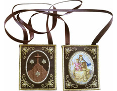 Scapular of the Virgin of the Carmen