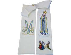 Stole of the blessed Virgin of Fatima