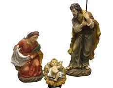 Bethlehem for Christmas 60 cm