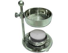 Censer home with height adjustable silver