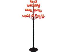 Lamp stand of forging for light