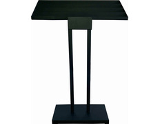 Lamp stand metal for candles or lamps