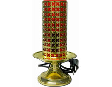 Lamp of the most Holy electric with circular base