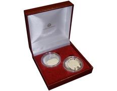 Few silver coins of Santiago de Compostela