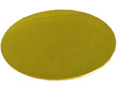 Paten, polished metal - 14 cm diameter