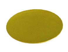 Paten, polished metal - 10 cm diameter