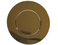 Paten smooth metal - 15,5 diameter