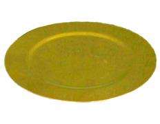 Paten, polished metal - 11 cm diameter
