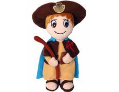 "Stuffed souvenir ""My Santiago Pilgrim"""