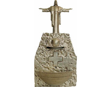 Stack of holy water with dispenser-mail