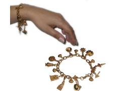Bracelet souvenir of the Holy Year