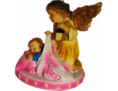 Figure child's Guardian Angel