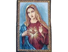 Sacred Heart of Mary - Wallpaper religious