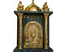Tabernacle of the four Evangelists green