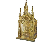 Tabernacle the gothic bronze