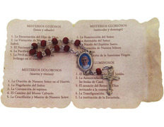 Holy Rosary Decenario of the Pope | Pray Mysteries