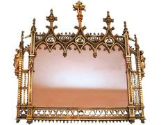 Slats Sacred altar of bronze