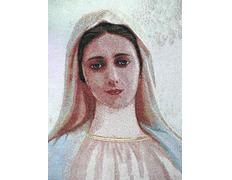 Tapestries of the Virgin of Medjugorje