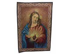 Tapestry of the Sacred Heart of Jesus