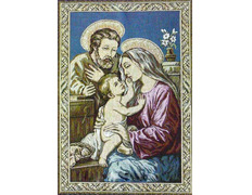 Tapestry of the Holy Family to hang
