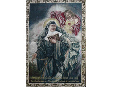 Tapestry of St María Josefa of the Heart of Jesus