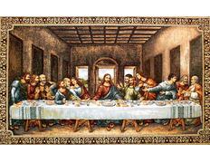 Tapestry Last Supper of Leonardo Da Vinci