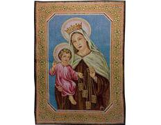 Wallpaper day of the Virgin of Carmen, July 16