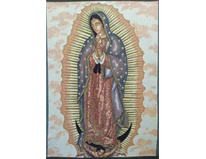 Tapestry of the Virgin of Guadalupe