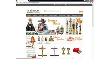 Online store - Sale of religious objects