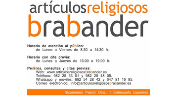 Articles Catholics Brabander, what's new in the store