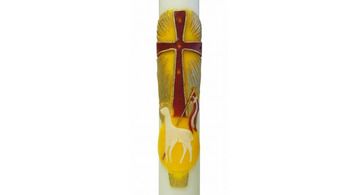 Book your Paschal Candle and the wax of Holy Week 2019