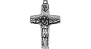 Pope Francis and the Cross of the Good Shepherd