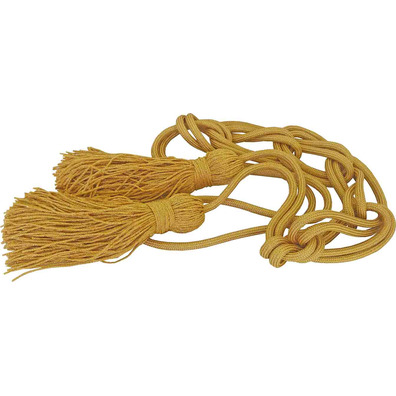 Cincture gold 100% polyester