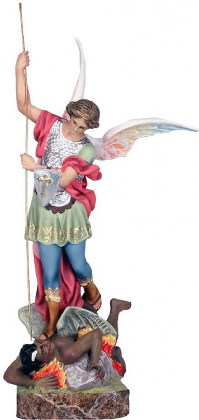 Image Of St Michael The Archangel Imagery Of Olot