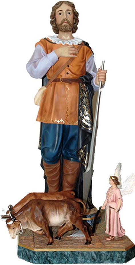 Religious Articles Madrid For Sale San Isidro Labrador